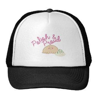 Pierogi orgulloso gorra