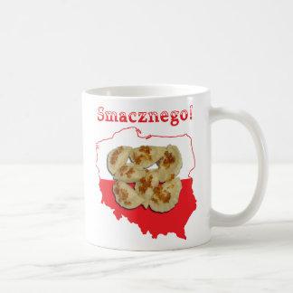 Pierogi Smacznego Polish Map Mugs