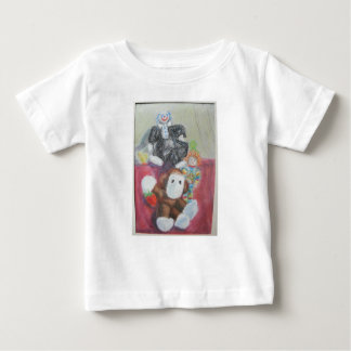 Pierot and the monkey baby T-Shirt