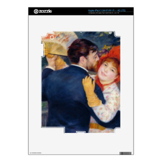 Pierre A Renoir | A Dance in the Country iPad 3 Skins