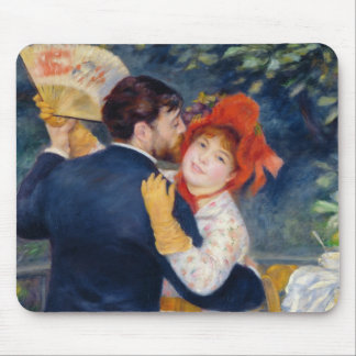 Pierre A Renoir | A Dance in the Country Mouse Pad