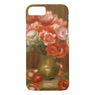 Pierre A Renoir | Anemones iPhone 7 Case