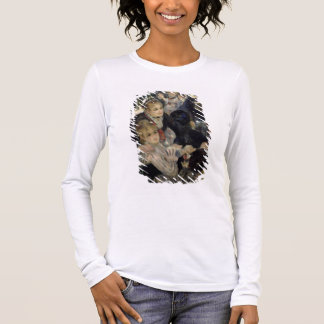 Pierre A Renoir | Ball at the Moulin de la Galette Long Sleeve T-Shirt