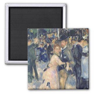 Pierre A Renoir | Ball at the Moulin de la Galette Magnet