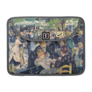 Pierre A Renoir   Ball at the Moulin de la Galette Sleeve For MacBook Pro