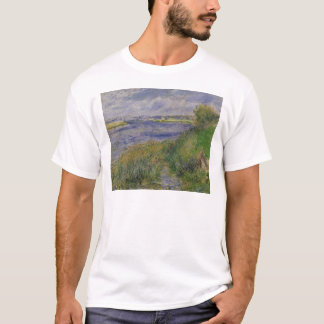 Pierre A Renoir | Banks of the Seine, Champrosay T-Shirt