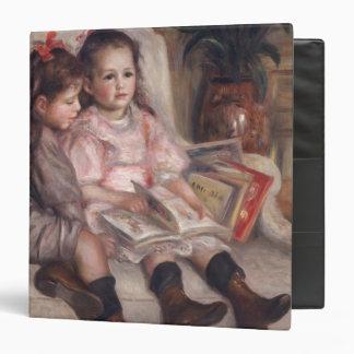 Pierre A Renoir | Children Of Martial Caillebotte Binder