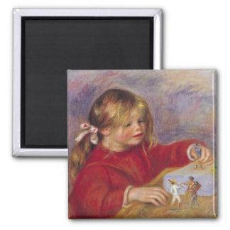 Pierre A Renoir | Claude Renoir at Play Magnet