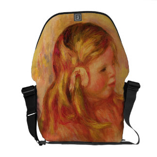 Pierre A Renoir | Claude Renoir Messenger Bag
