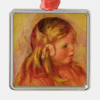 Pierre A Renoir | Claude Renoir Metal Ornament