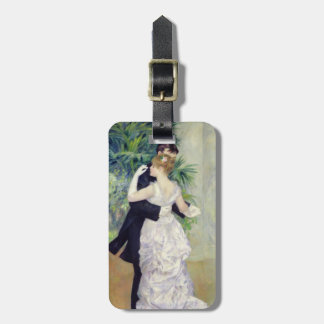 Pierre A Renoir | Dance in the City, 1883 Luggage Tag
