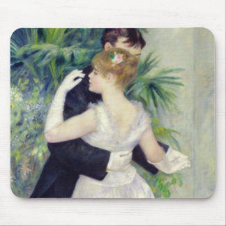 Pierre A Renoir | Dance in the City Mouse Pad