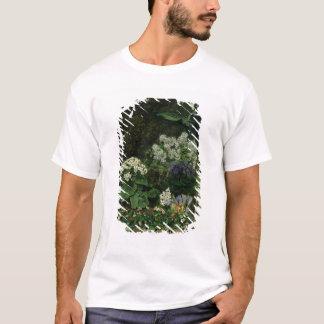 Pierre A Renoir | Flowers in a Greenhouse T-Shirt