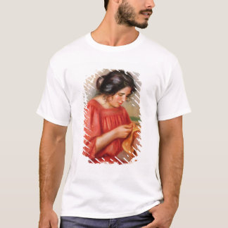 Pierre A Renoir | Gabrielle darning T-Shirt