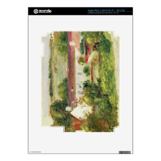 Pierre A Renoir | House at Essoyes Skins For iPad 3