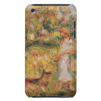Pierre A Renoir | Landscape with the artist's wife Barely There iPod Case