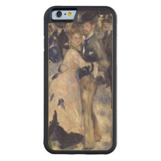 Pierre A Renoir | Le Moulin de la Galette Carved Maple iPhone 6 Bumper Case