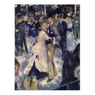 Pierre A Renoir   Le Moulin de la Galette Postcard