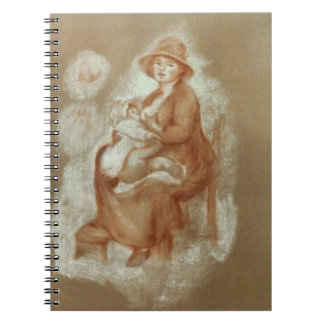 Pierre A Renoir | Maternity Spiral Notebook
