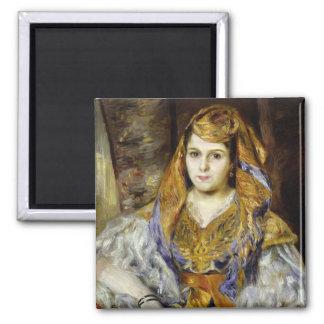 Pierre A Renoir | Mme. C. Stora in Algerian Dress Magnet