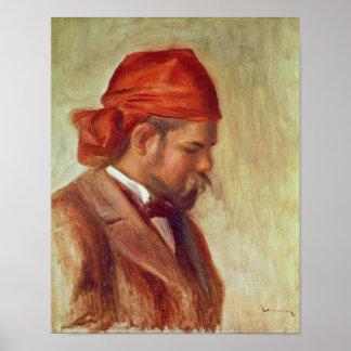 Pierre A Renoir   Portrait of Ambroise Vollard Poster