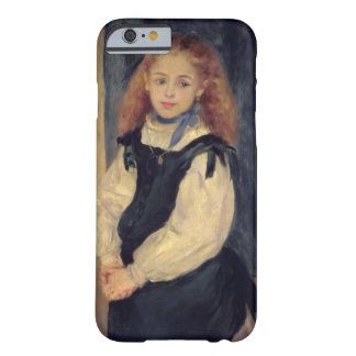 Pierre A Renoir | Portrait of Mademoiselle Legrand Barely There iPhone 6 Case
