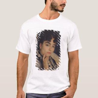 Pierre A Renoir | Portrait of Mme. Alphonse Daudet T-Shirt