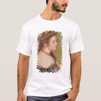 Pierre A Renoir | Portrait of Mme. Maurice Denis T-Shirt