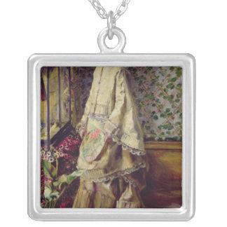 Pierre A Renoir | Portrait of Rapha Silver Plated Necklace