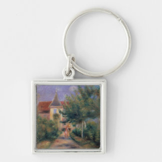 Pierre A Renoir | Renoir's house at Essoyes Keychain