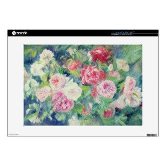 Pierre A Renoir | Roses 2 Laptop Skin