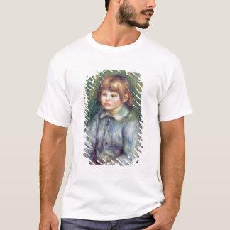 Pierre A Renoir | Seated Portrait of Claude Renoir T-Shirt