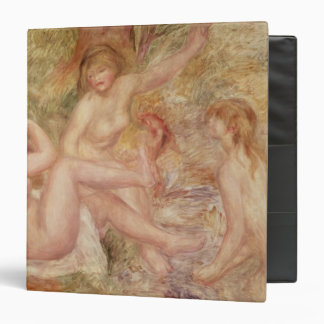 Pierre A Renoir | Study for the Large Bathers Binder