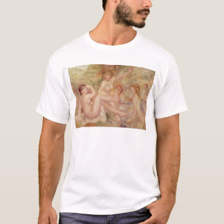 Pierre A Renoir | Study for the Large Bathers T-Shirt