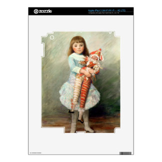 Pierre A Renoir | Suzanne Decals For iPad 3
