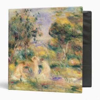 Pierre A Renoir | The Bathers Binder