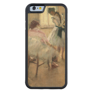 Pierre A Renoir | The Dance Lesson Carved Maple iPhone 6 Bumper Case