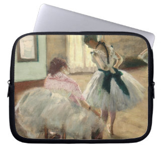 Pierre A Renoir | The Dance Lesson Laptop Sleeve