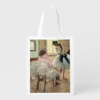 Pierre A Renoir | The Dance Lesson Reusable Grocery Bag