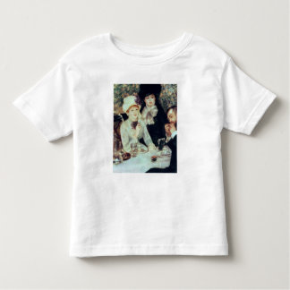 Pierre A Renoir   The End of Luncheon Toddler T-shirt
