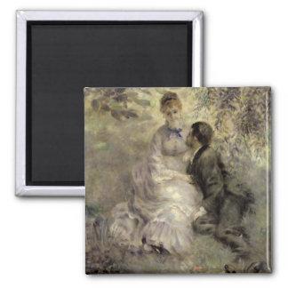 Pierre A Renoir | The Lovers Magnet