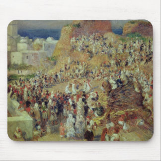 Pierre A Renoir | The Mosque, or Arab Festival Mouse Pad