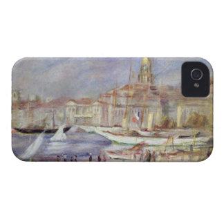 Pierre A Renoir   The Old Port of Marseilles Case-Mate iPhone 4 Case
