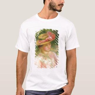 Pierre A Renoir | The Straw Hat T-Shirt