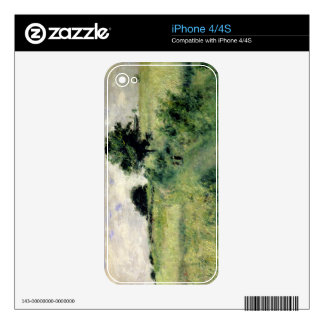 Pierre A Renoir | The Watering-place Decal For The iPhone 4S