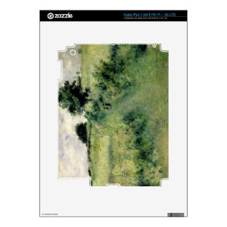 Pierre A Renoir | The Watering-place iPad 3 Skin
