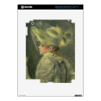 Pierre A Renoir | The White Hat Skin For iPad 3