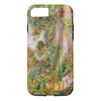 Pierre A Renoir | Woman in a Landscape iPhone 7 Case