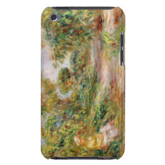 Pierre A Renoir | Woman in a Landscape iPod Touch Case