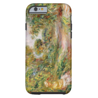 Pierre A Renoir | Woman in a Landscape Tough iPhone 6 Case